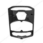 Lamborghini Aventador carbon fiber center console small trim panel 2x2