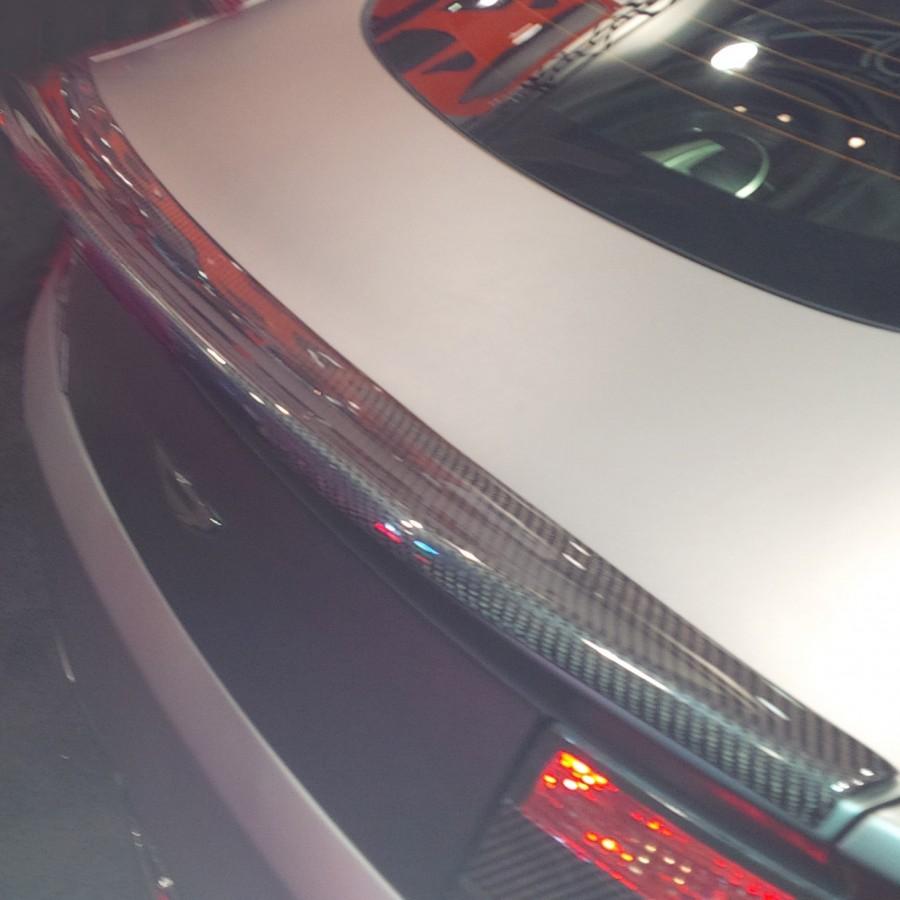 Aston Martin Vantage V8 Carbon Fiber Rear Diffuser