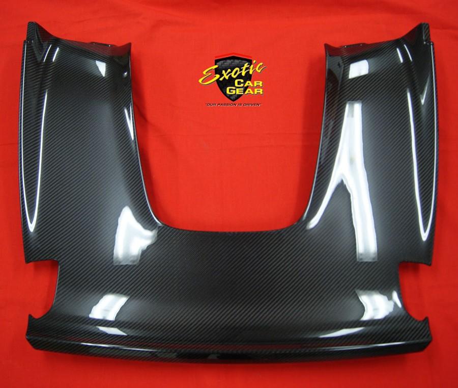 McLaren MP4-12C 650 S, Carbon Fiber Engine Cover